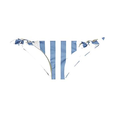 The Jane Striped Bikini Bottoms