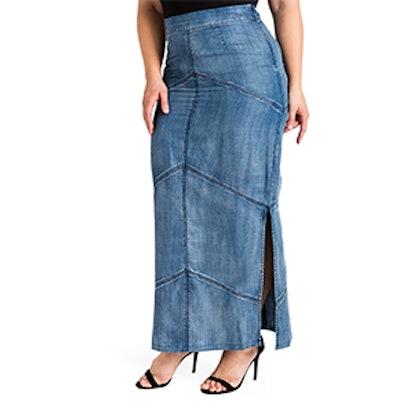 Paulina Maxi Pencil Skirt