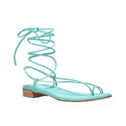 Nieta Lace-Up Sandal