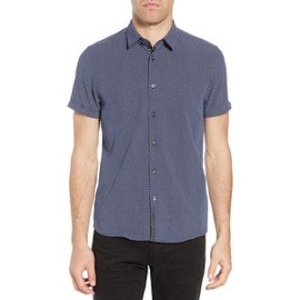 Ted Baker Slim Fit Sport Shirt