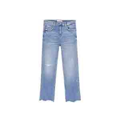 Jeans Boot Cut In Venice Blue