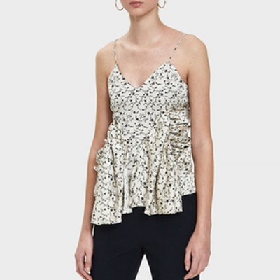Ruched Camisole Top