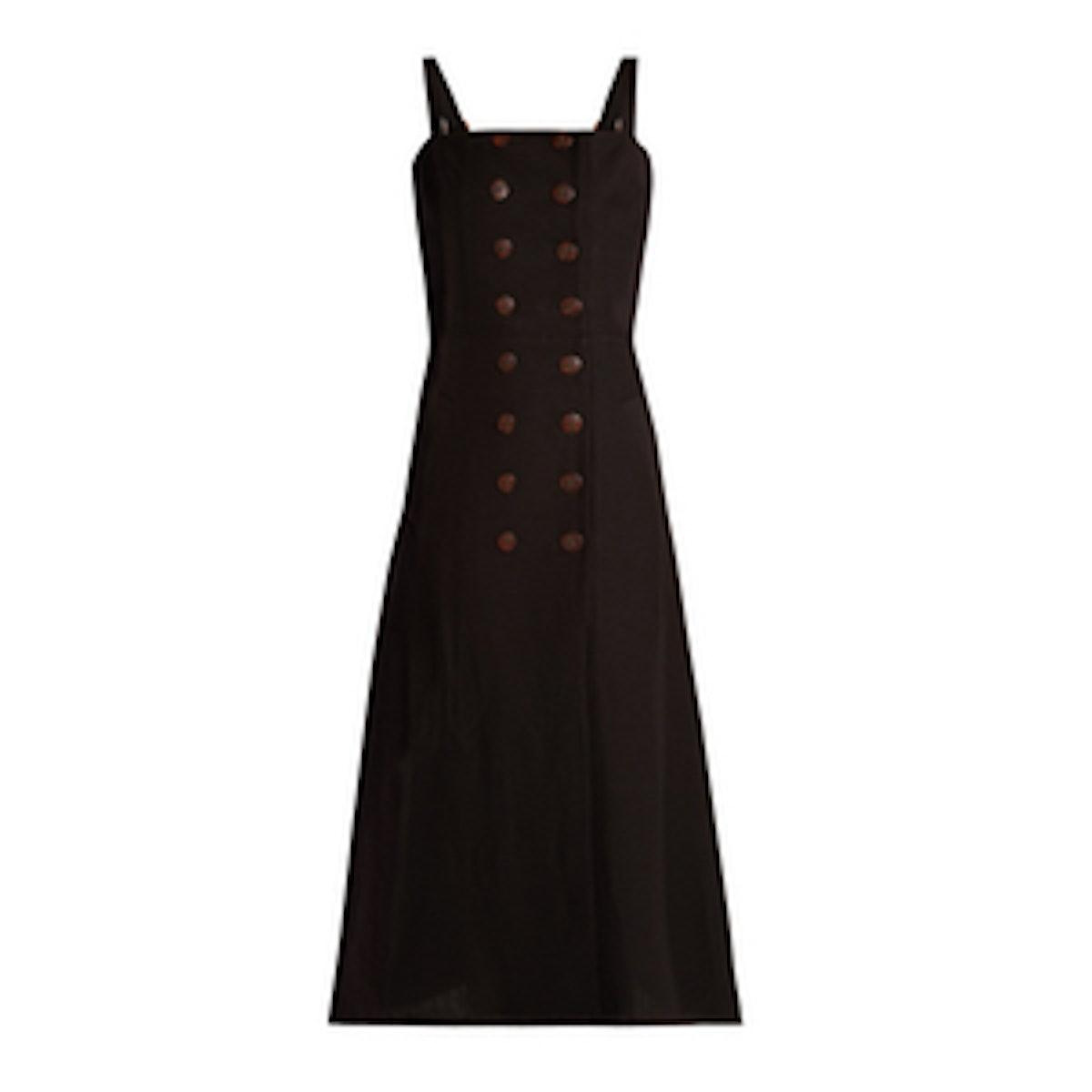 Monica Linen Dress