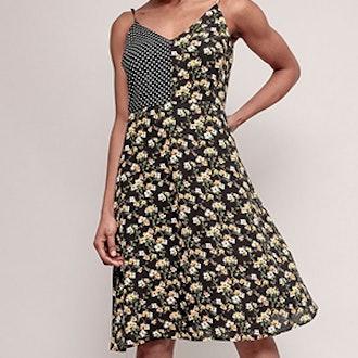 Molly Patch Dress