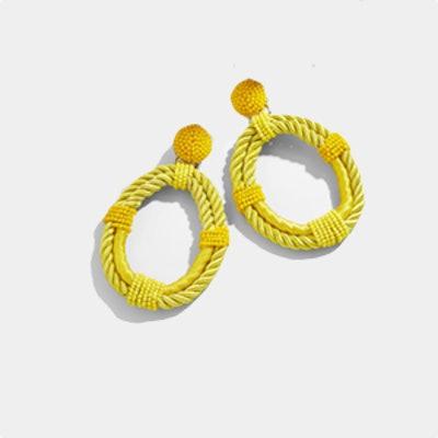 Sonique Hoop Earrings