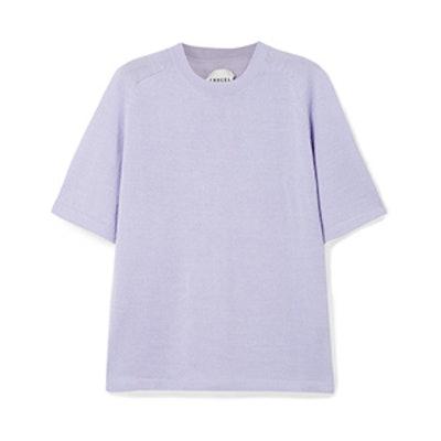 Carcel Uni Baby Alpaca T-Shirt
