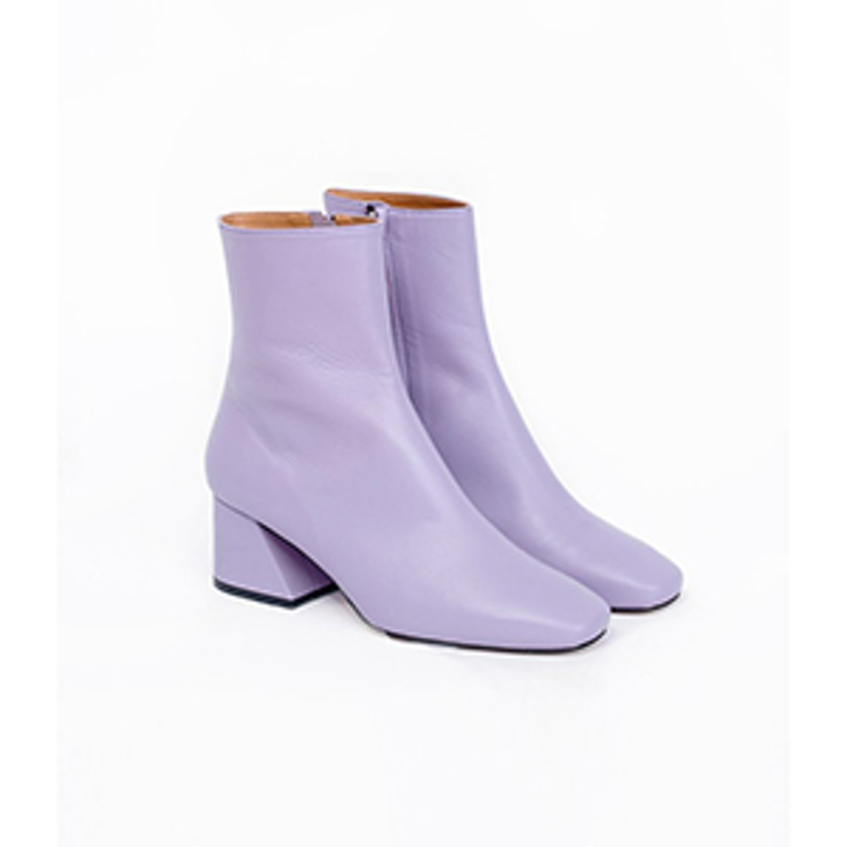 High Ankle Boot
