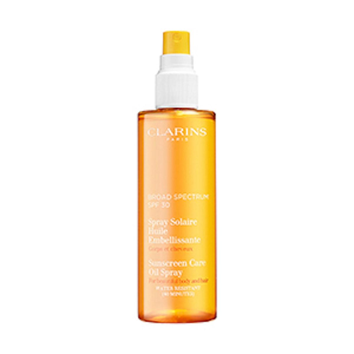 Sunscreen Care Oil Spray Broad Spectrum SPF 30