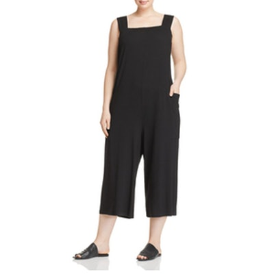 Eileen Fisher Slouchy Cropped Jumpsuit