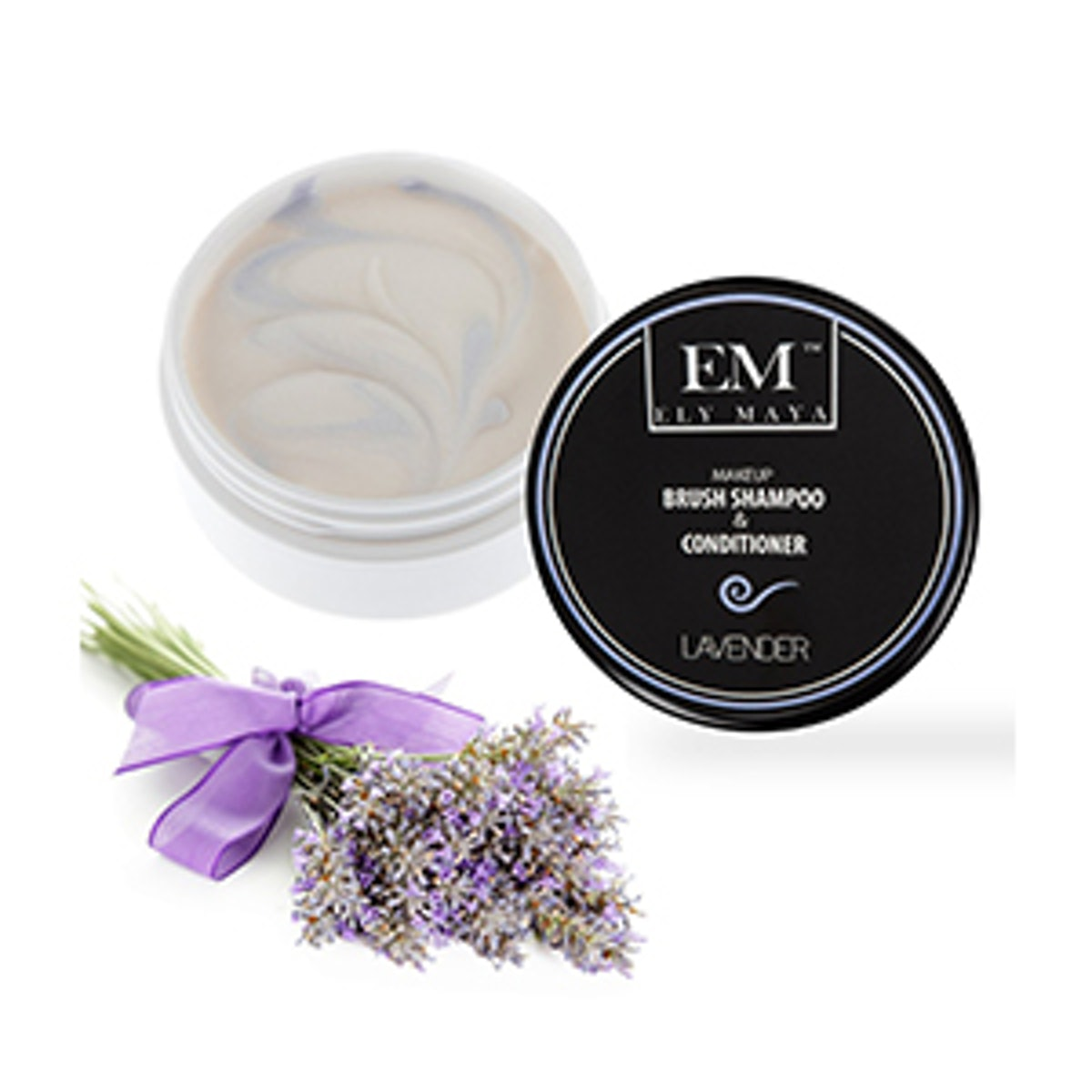 Brush Shampoo & Conditioner In Lavender Swirl