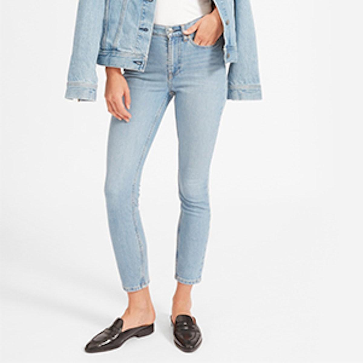 The High-Rise Skinny Jean
