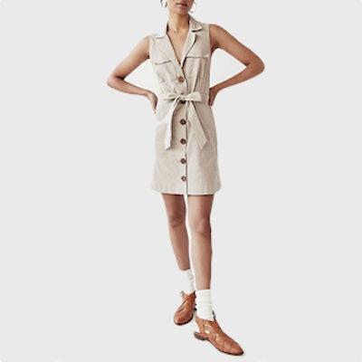 Hepburn Mini Dress