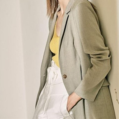 Drama Easy Summer Tailored Blazer