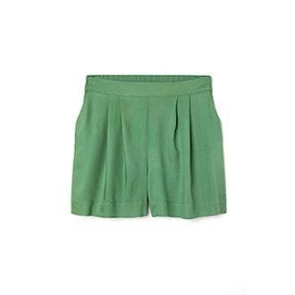 Wide-Cut Shorts