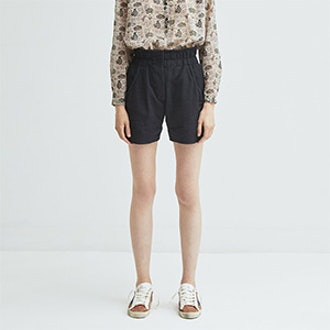 Esy High Waist Shorts