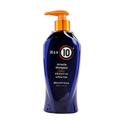 Miracle Shampoo Plus Keratin