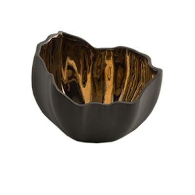 Garbo Copper Porcelain Bowl