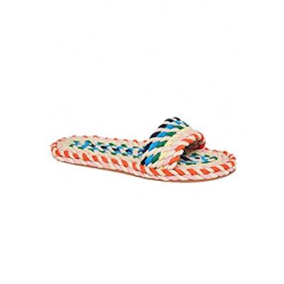 Loeffler Randall Elle Twisted Rope Slides