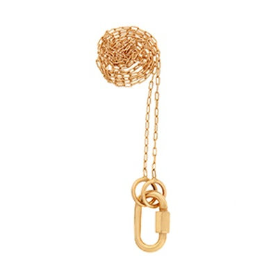 Yellow Gold Babylock Necklace