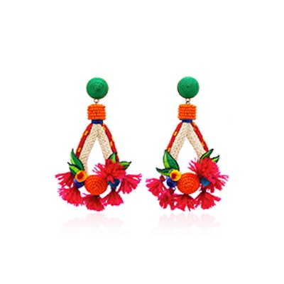 Nannacay Carmen Earrings