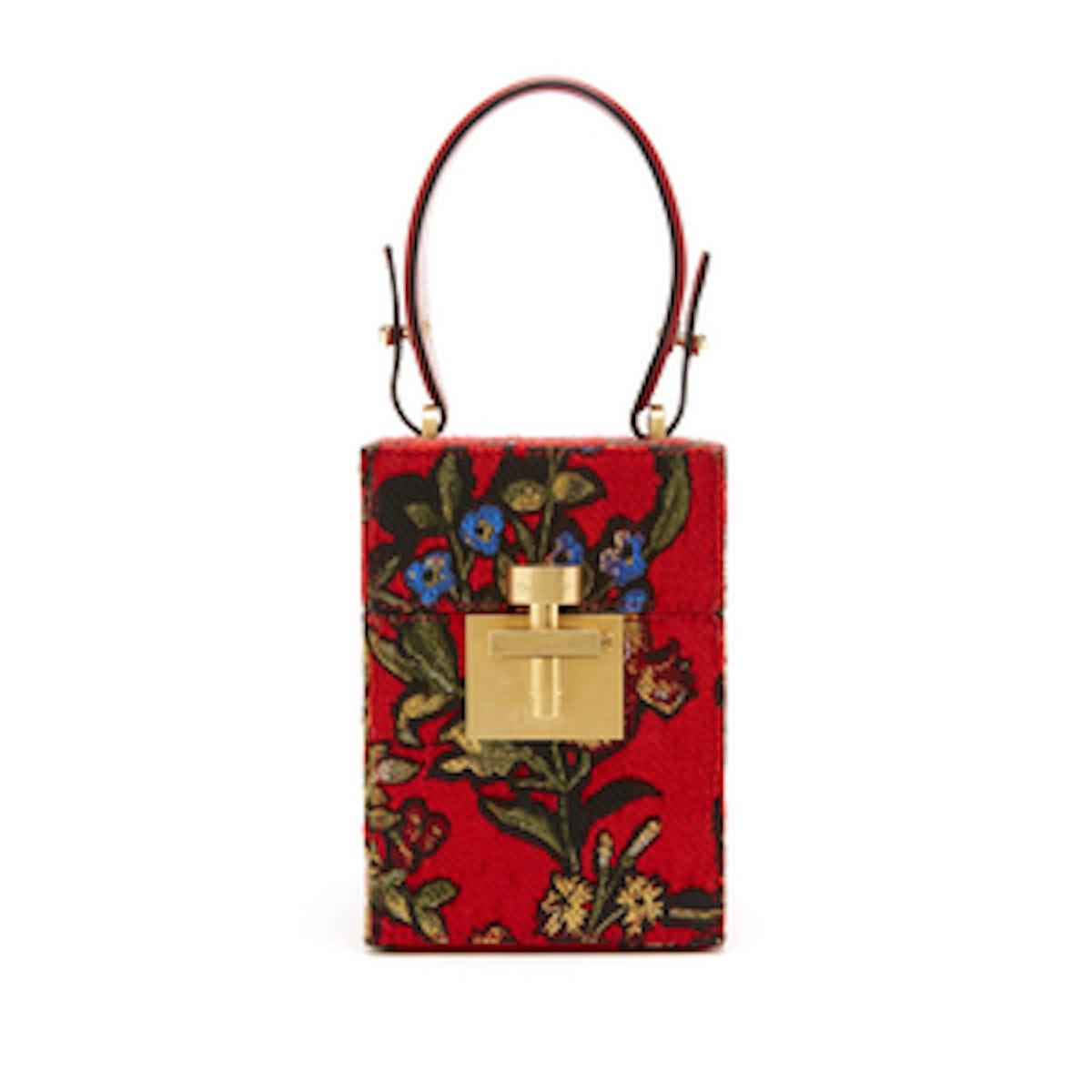Jaquard Mini Alibi Bag