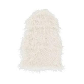 Faux-Fur Chair Throw
