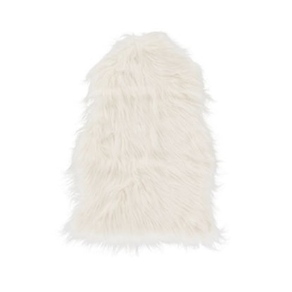 Faux-Fur Chair Throw