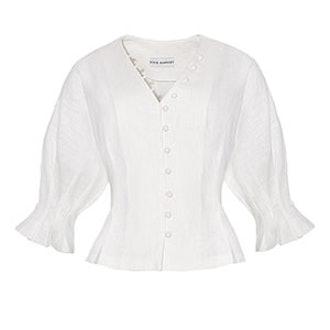 La Chemise Covered Button Shirt