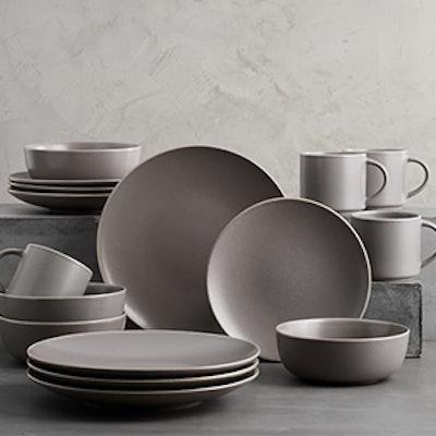 Mason 16 Piece Dinnerware Set