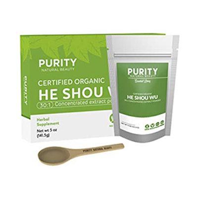 Purity Natural Beauty He Shou Wu