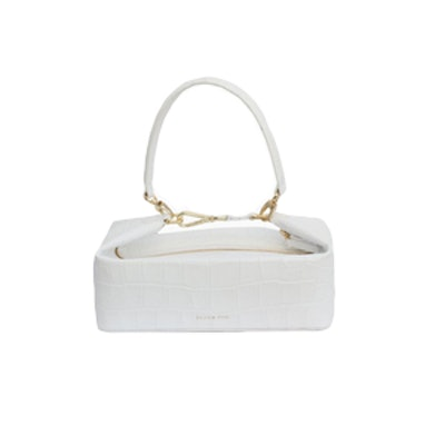 Olivia White Bag
