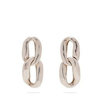 Chain-Link Earrings