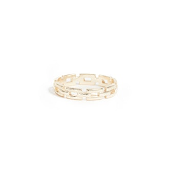 Chain Band Ring