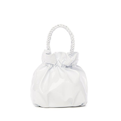 Grace Bag White Patent