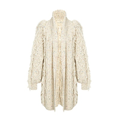 Ulla Johnson Arrossa Fringe Cardigan