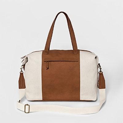 Women's Next Canvas Weekender Bag
