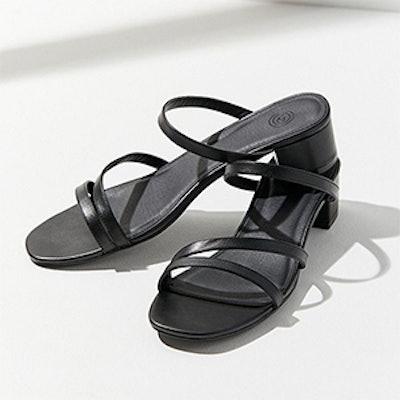 Claudia Strappy Heel