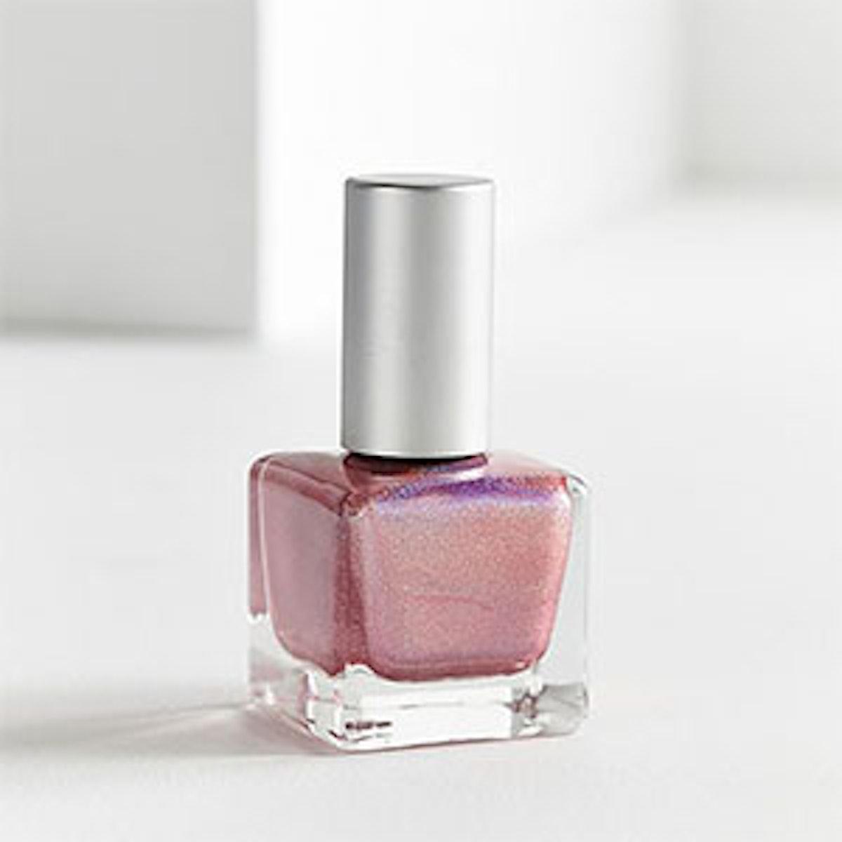 Sparkle Collection Nail Polish In Metallic Rose
