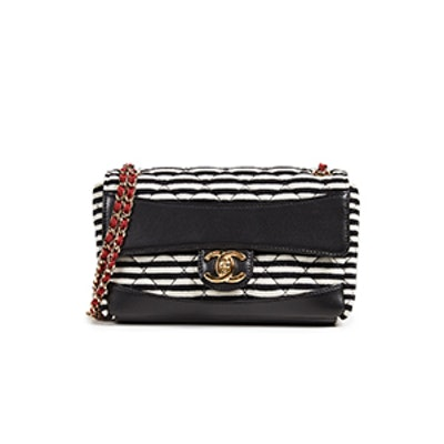 Chanel Small Knit Bag