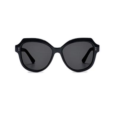Dobbin Classic Black Sunglasses