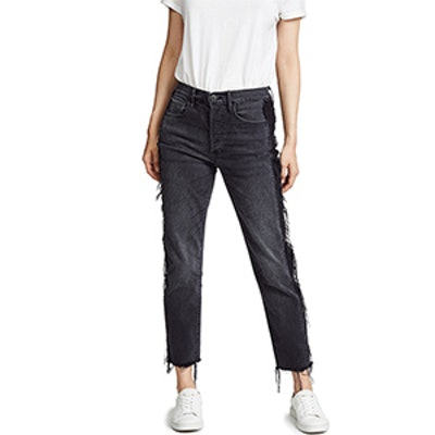 W3 Cora Cropped Jeans