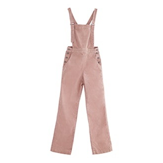 The Gwendolyn Straight Leg Overall