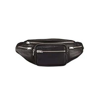 Alexander Wang Attica Washed Leather Belt Bag