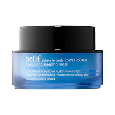 belif Aqua Bomb Sleeping Mask