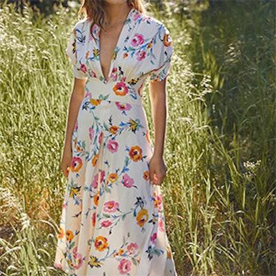 The Valeria Dress Desert Floral