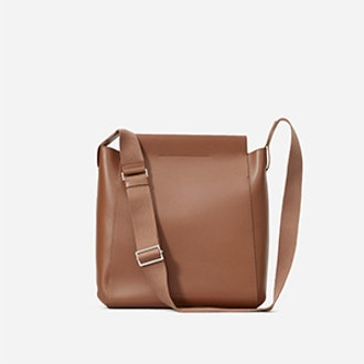 The Form Bag In Cognac