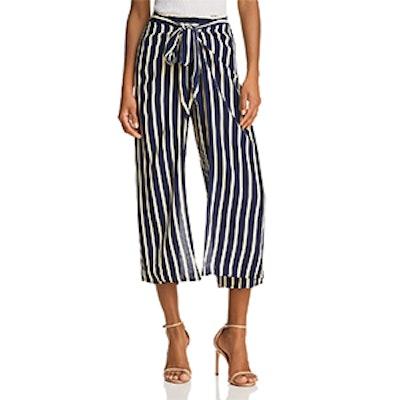 Faithfull The Brand Sand Island Striped Pants