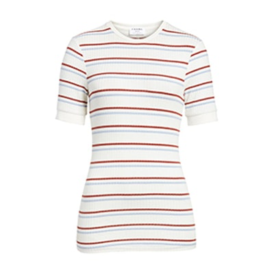 '70s Stripe Fitted Tee