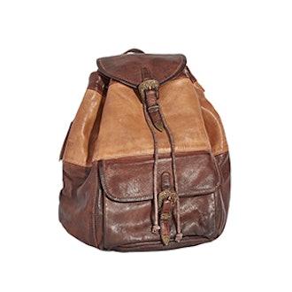 Seville Leather Backpack
