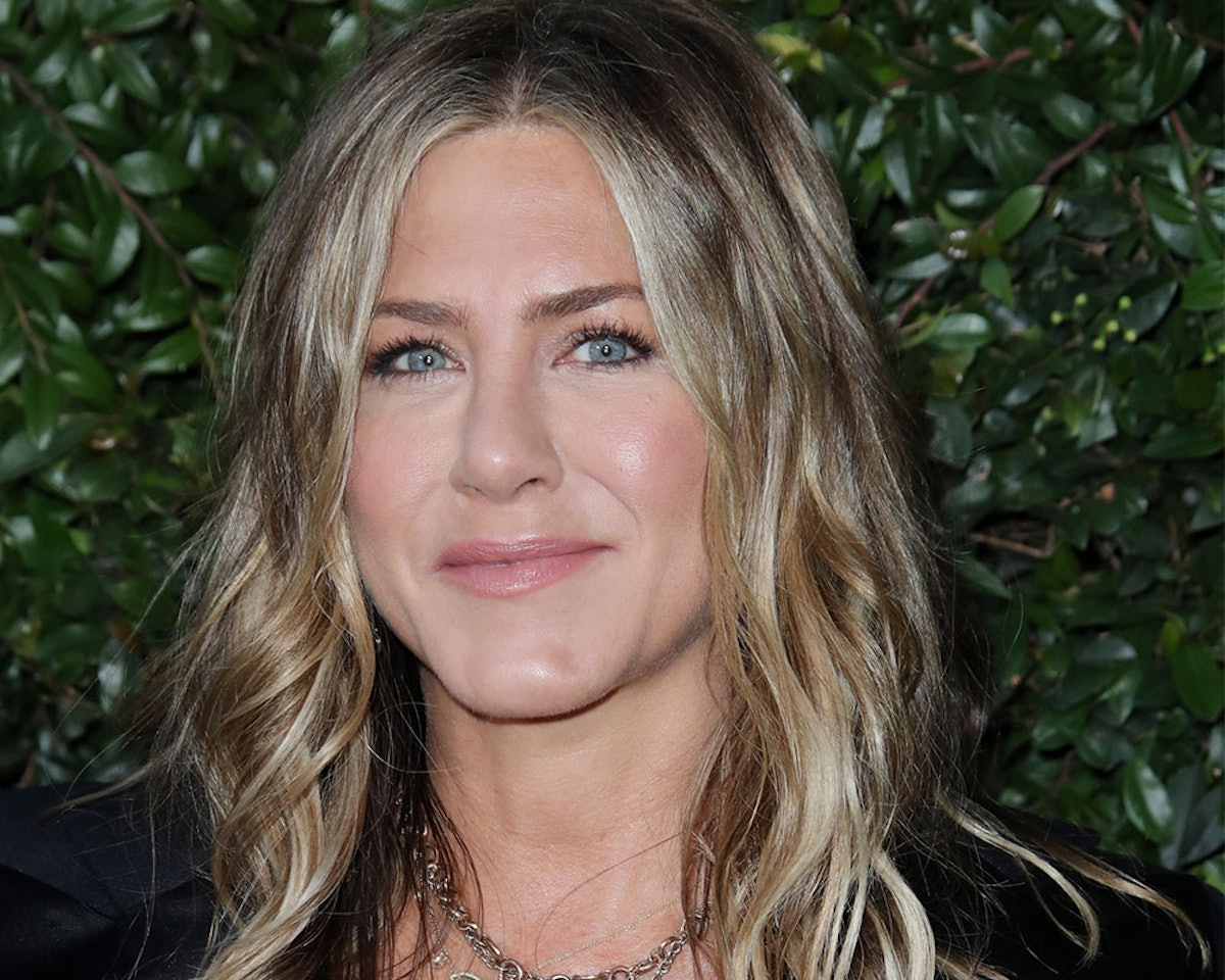 Jennifer Aniston's Healthy Margarita Recipe Is What Your Next Happy Hour Needs
